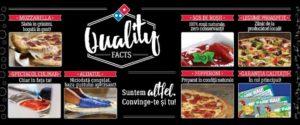 De ce e Pizza Domino's altfel