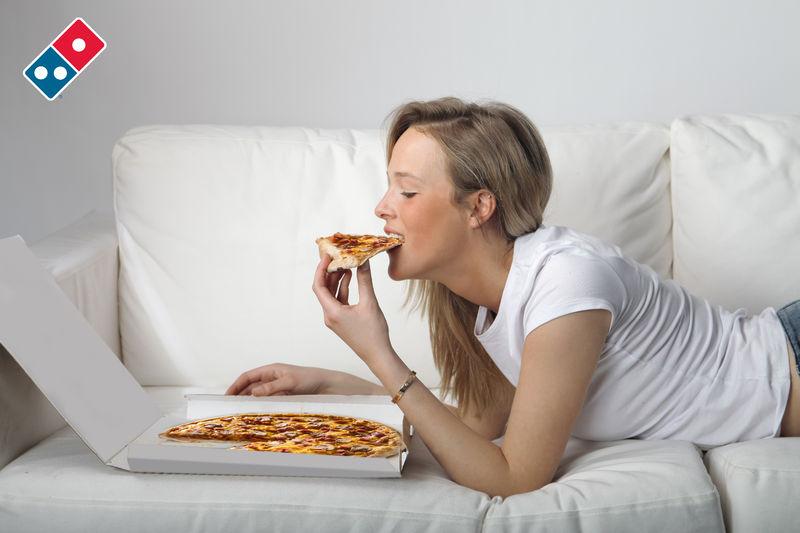 pizza este mereu principala opțiune