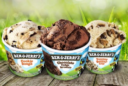 Domino's Pizza și Ben & Jerry's