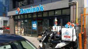 contact Domino's